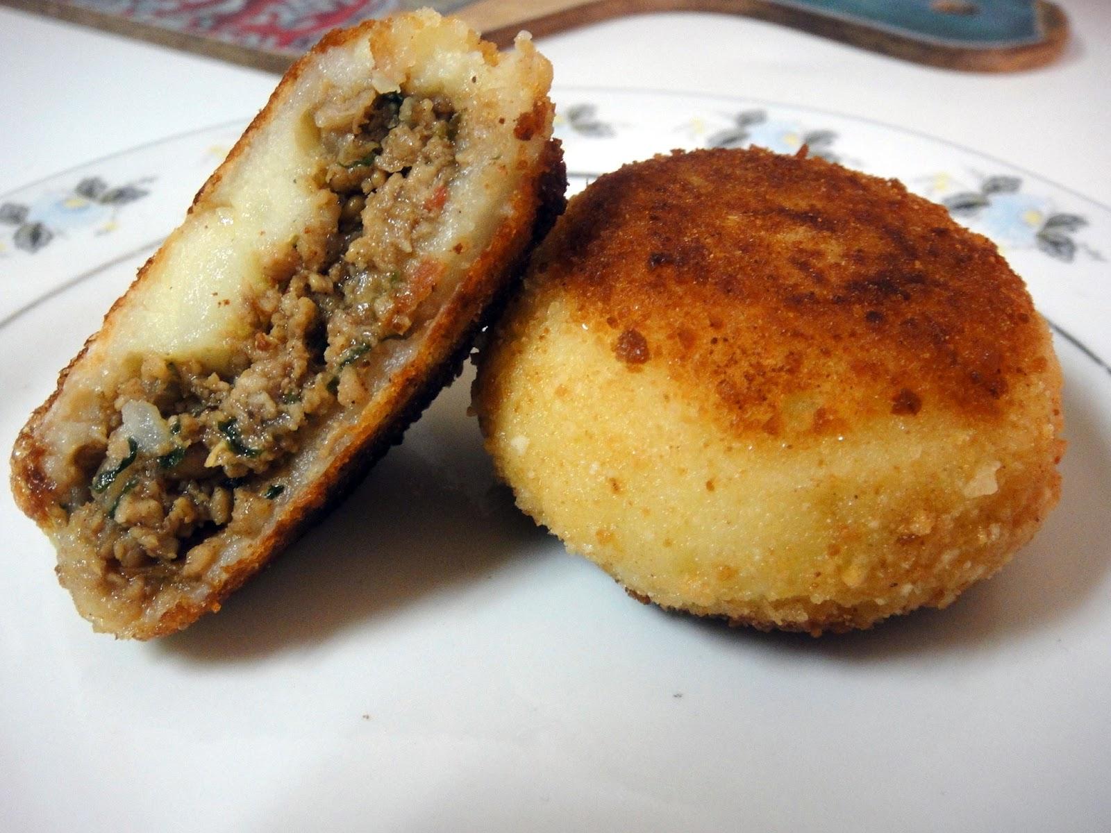 Potato Chops - BonGong