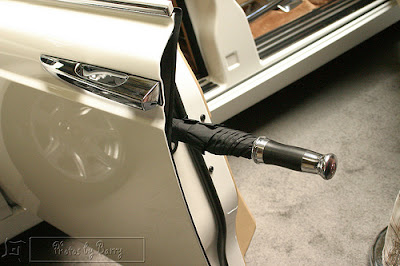 Greyson Chance 2013 New Car Rolls Royce Umbrella Holde