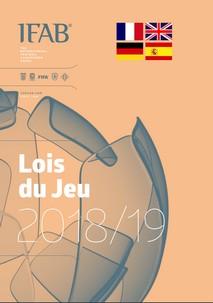 LOIS DU JEU 2018/2019