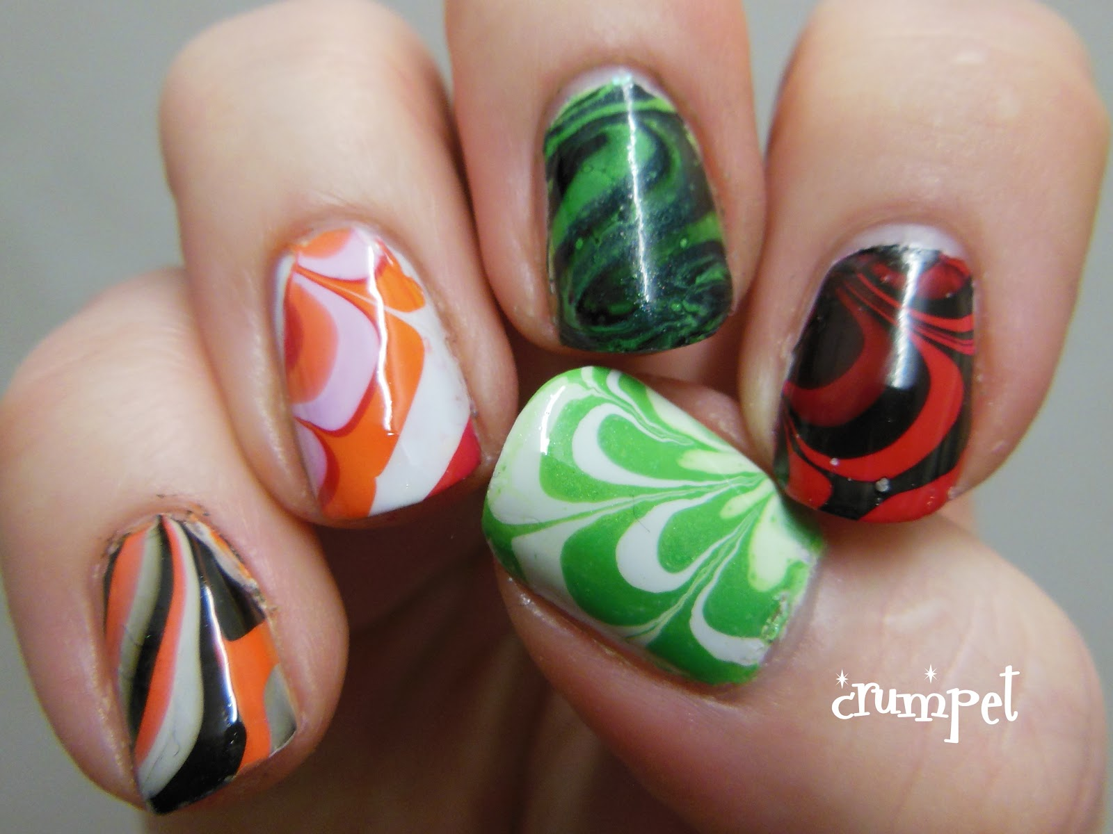 Rio nail art design kit rio professional nail art paint design view images the crumpet product review rio beauty water marble nail art kit prinsesfo Choice Image