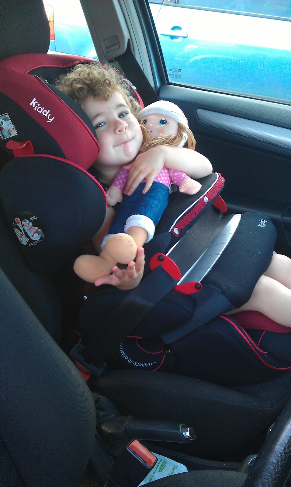 Kiddy Guardian pro 2 Car seat Review - Emmy\'s Mummy