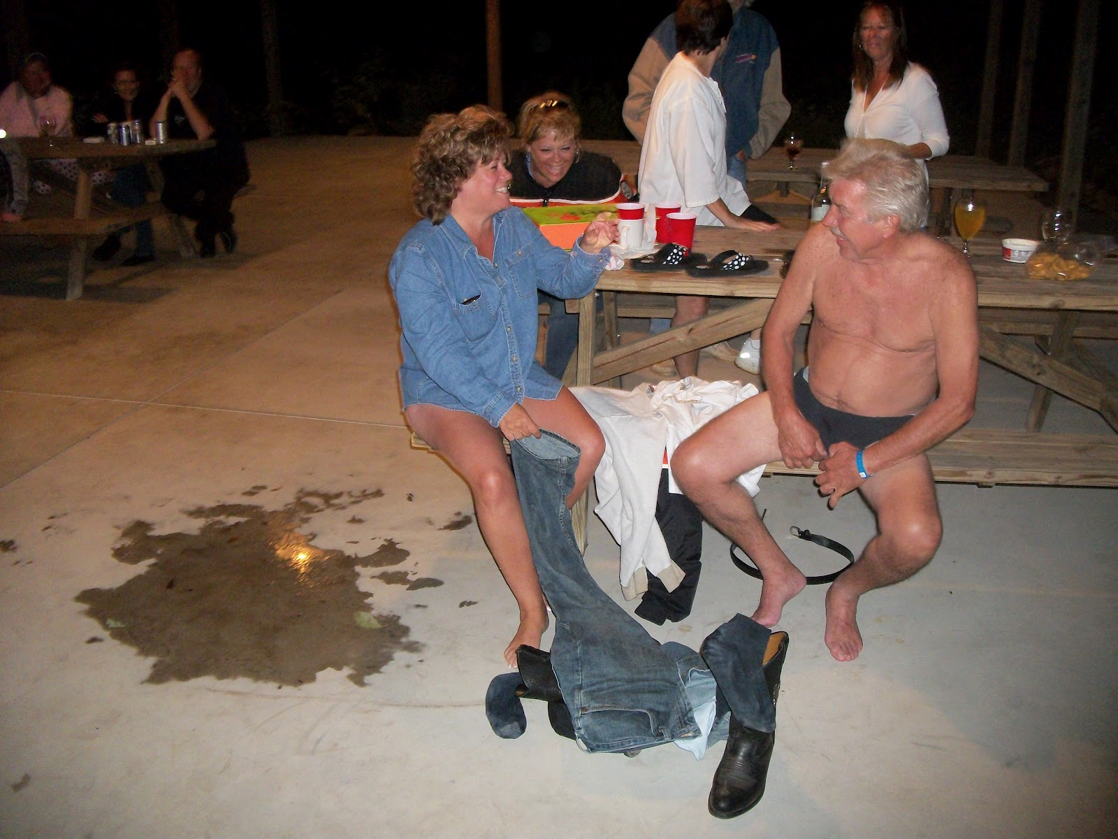 southern comfort - cowboy's journal >: east coast sturgis, event of