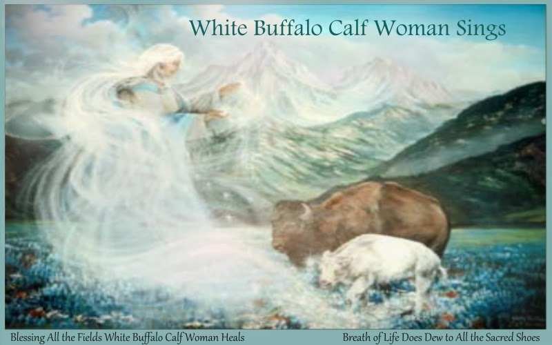 White Buffalo Calf Woman Sings
