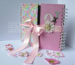 личный дневник для девочки уехал
