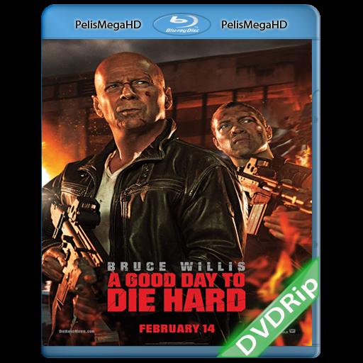 Duro de Matar 5: Un Buen Dia Para Morir (2013) DVDRip Español Latino