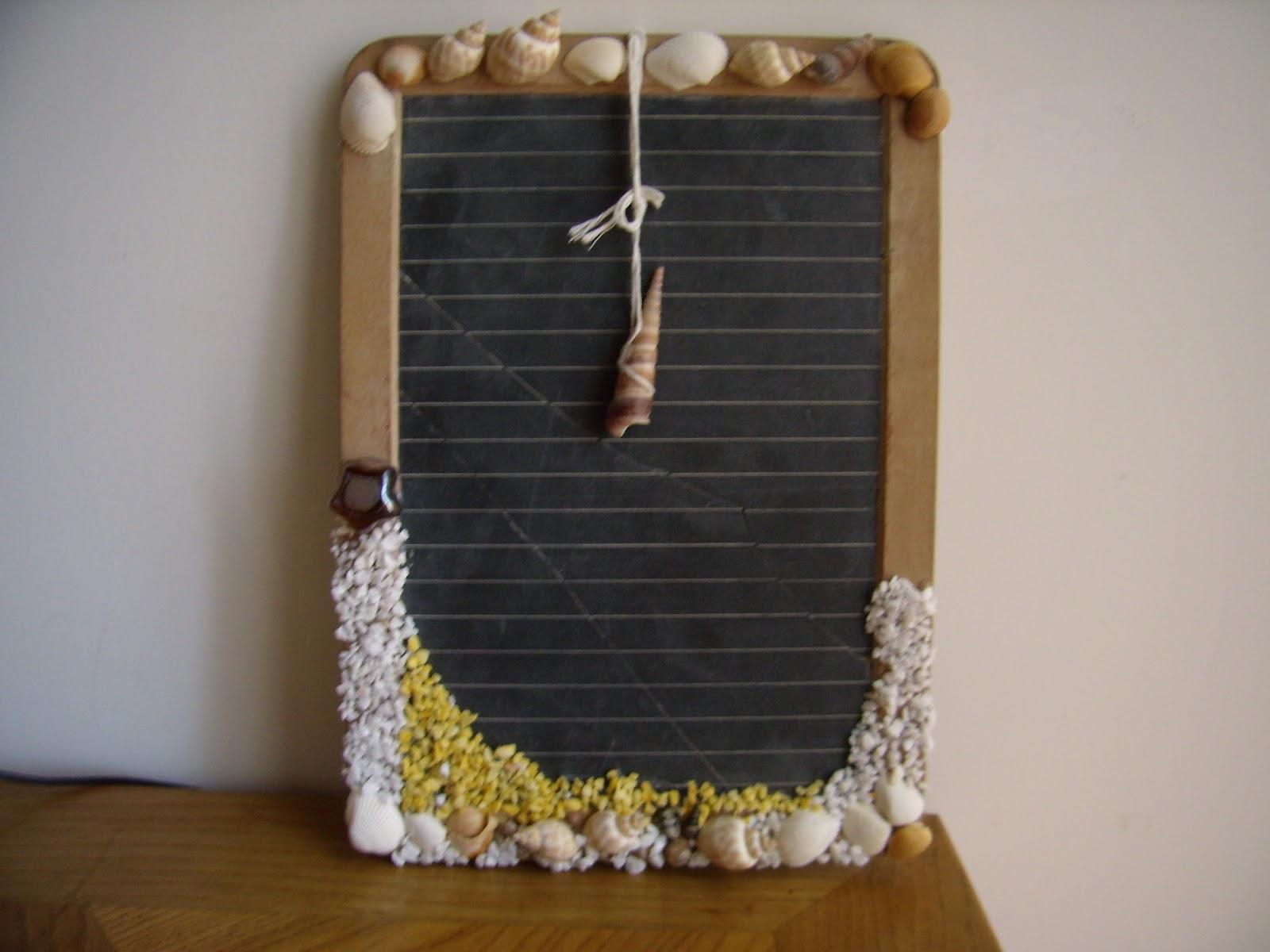 Lampade Decorate Con Conchiglie ~ dragtime for