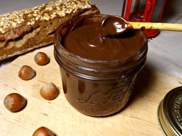 Pâte à tartiner façons Nutella maison