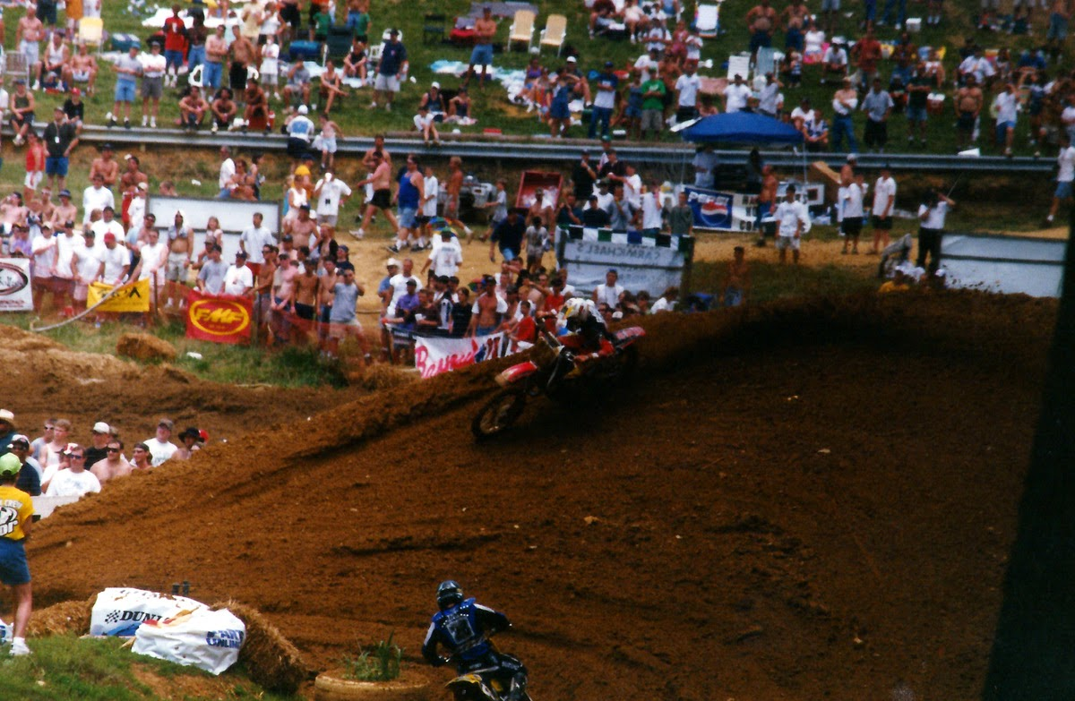 Mike Brown Budds Creek 1998