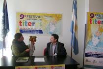 Presentación 9º Festival de Títeres