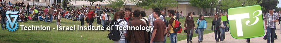 T3 ~ Technion Technology Transfer