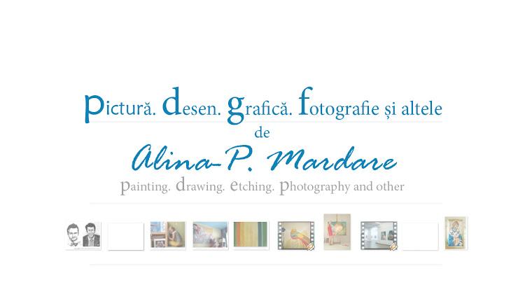 Alina Mardare's Art