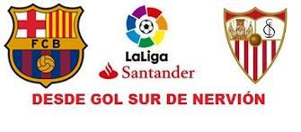 Próximo Partido del Sevilla Fútbol Club.- Sábado 20/10/2018 a las 20:45 horas