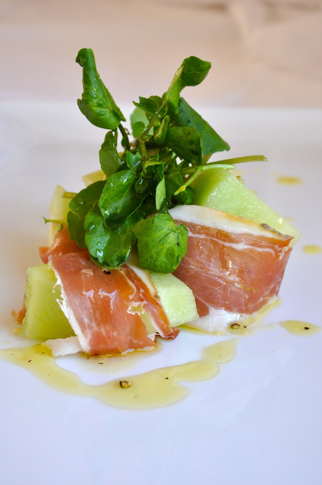 Melon and Parma ham salad - Morrisons