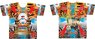 camiseta tema-enredo Carnaval 2013