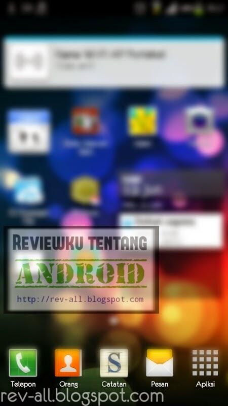 Contoh Phone Secure Watermark - aplikasi watermark perangkat Android (rev-all.blogspot.com)