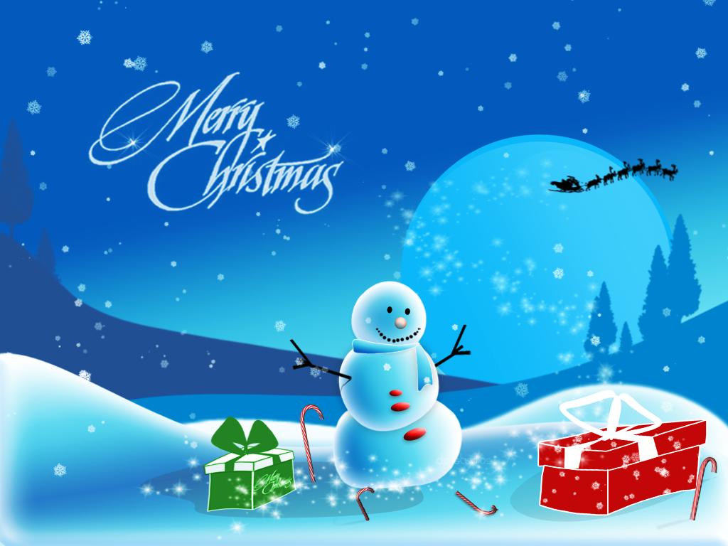 Fun Plannet: Funny Merry Christmas Wallpaper