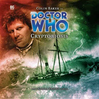 DOCTOR WHO - CRYPTOBIOSIS