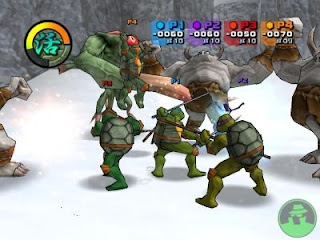 Download Ninja Turtle Game Free FUll Version Pc