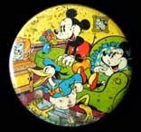 Boite ancienne Mickey