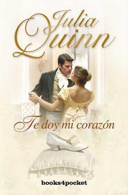 Te doy mi corazon, Julia Quinn