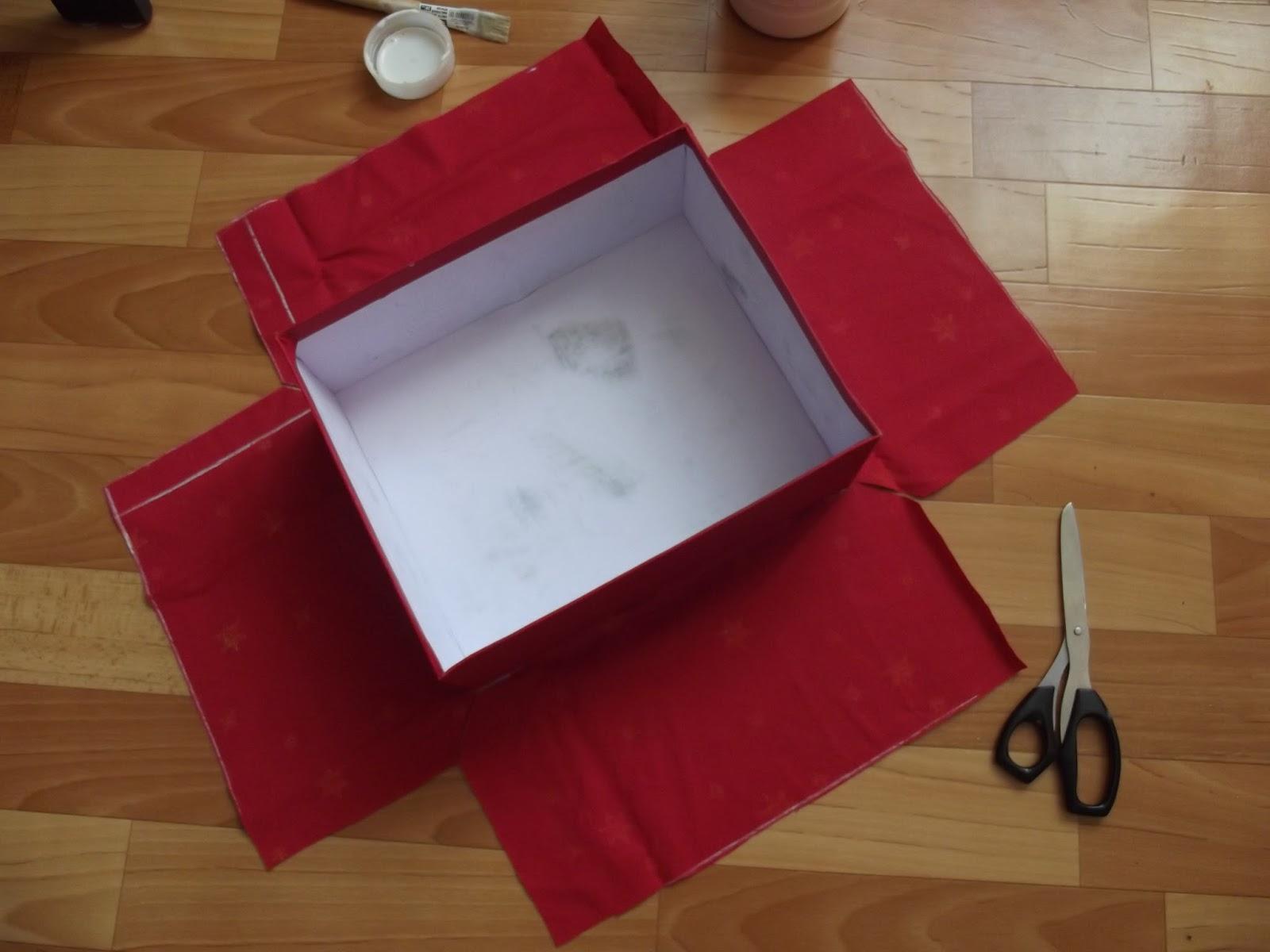 Коробка для фото мастер класс
