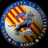 """PEÑA ZARAGOCISTA LA CONVIVENCIA """"El Rabal"""""""