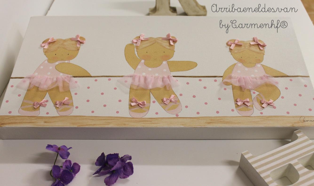 1000 images about lienzos on pinterest initials - Cuadros artesanales infantiles ...