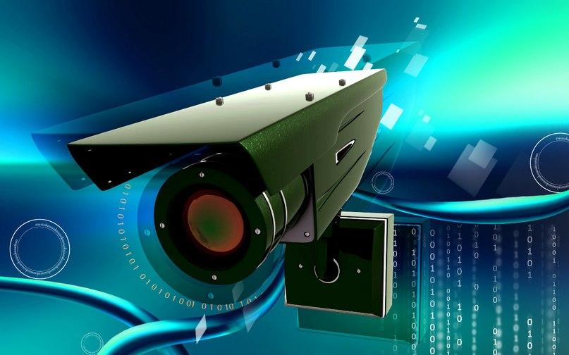 Rexant муляж камеры видеонаблюдения с мигающим красным светодиодом
