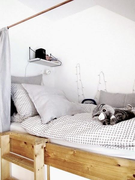 Ikea Bett Vorhang Zuhause Image Ideas