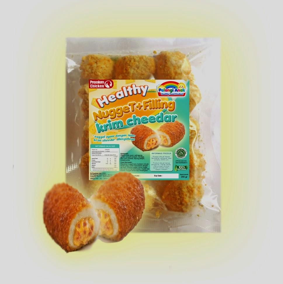 KEDAI BUNANIF: PELANGI ANAK HEALTHY FOOD PRODUCT