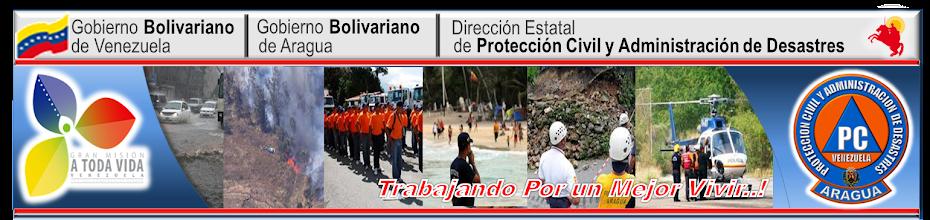 PROTECCIÓN CIVIL ARAGUA