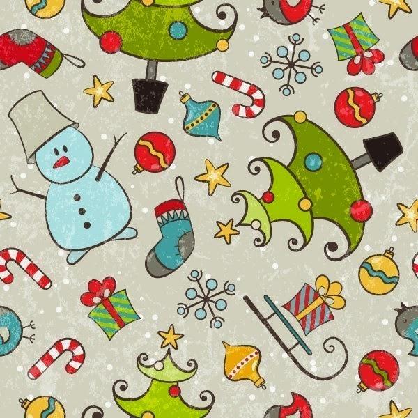 Papel navide o para imprimir mimundomanual - Laminas decorativas para pared ...