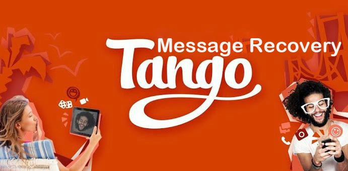 how to recover deleted tango messages from iPhone