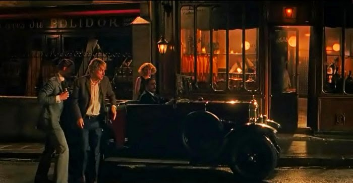 essays on midnight in paris Woody allen, midnight in paris, 2011 i'd save the essay for after you've seen the film this is a movie that celebrates personal transformation in effect, gil's midnight partying takes him into the nostalgia shop of his novel.