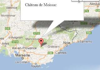 Château de Moissac (fr) - as seen on linenandlavender.net