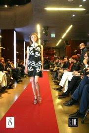 Fashion show: il BINF