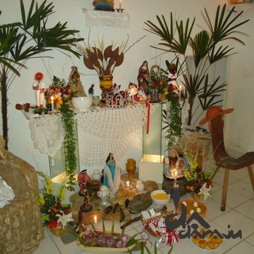 decoracao festa xango:Da Daraju Artesanatos: DECORAÇÃO DE FESTA DE XANGO