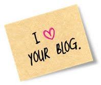 Utmärkelse från Jennie med bloggen Mitt hjärtas fröjd å glädje