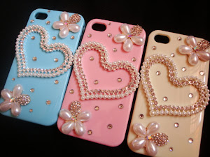 Iphone cases *Imported - Handmade*