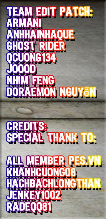 PES 2010] Dream Patch Season 2013/2014 Update!