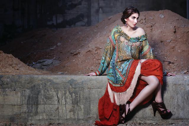 Shamaeel Ansari - Pakistani fashion designer