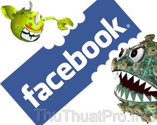Công cụ giúp quét và loại bỏ Virus khỏi Profile Facebook