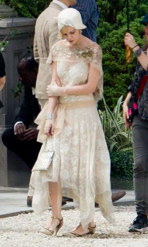 The great gatsby daisy yellow dress