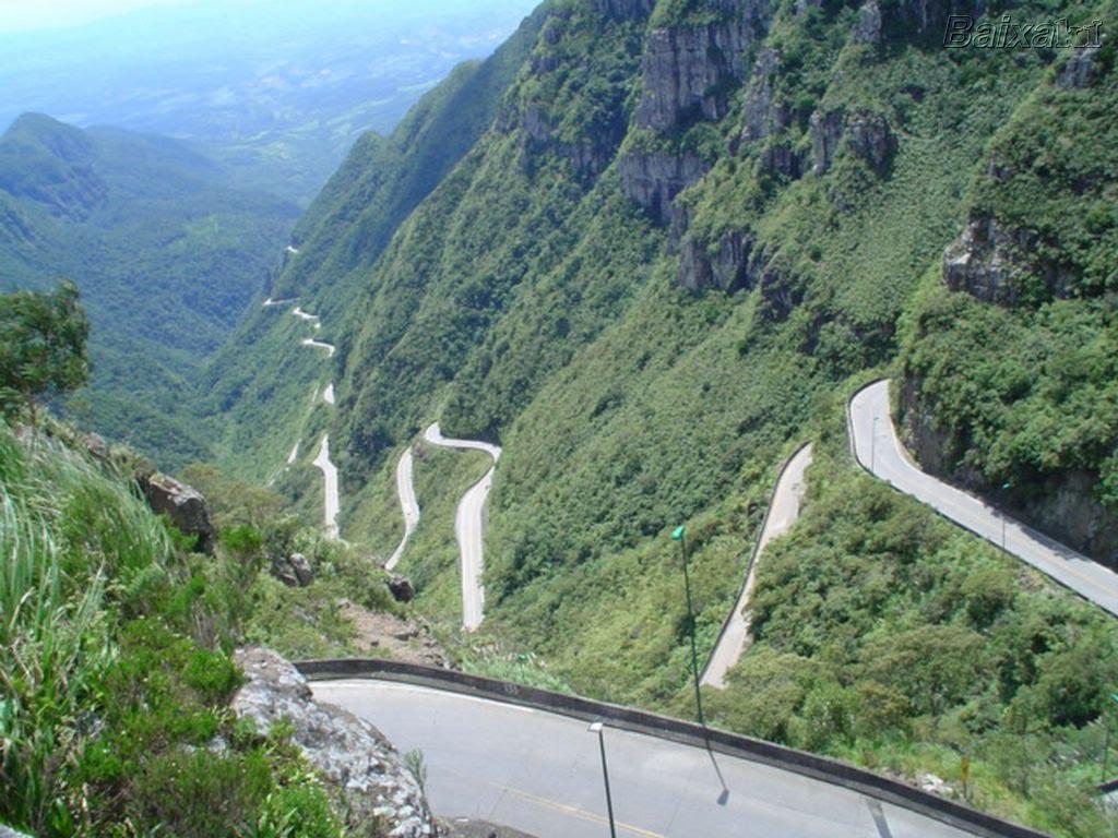 Serra Do Rio Do Rastro Sc Brasil Lugares Fant Sticos