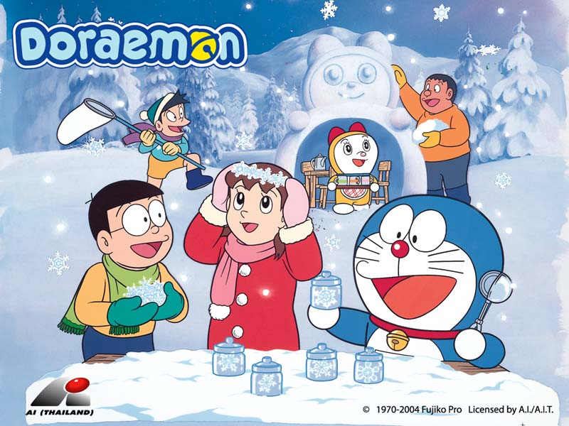 Download complete manga DORAEMON