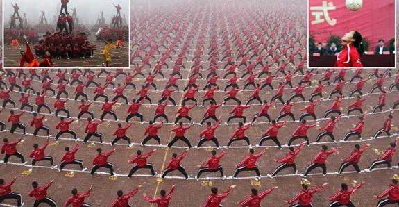 Akademi Shaolin Soccer Kini Dibuka