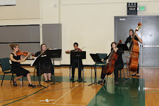 Honors String Quartet with Ms S