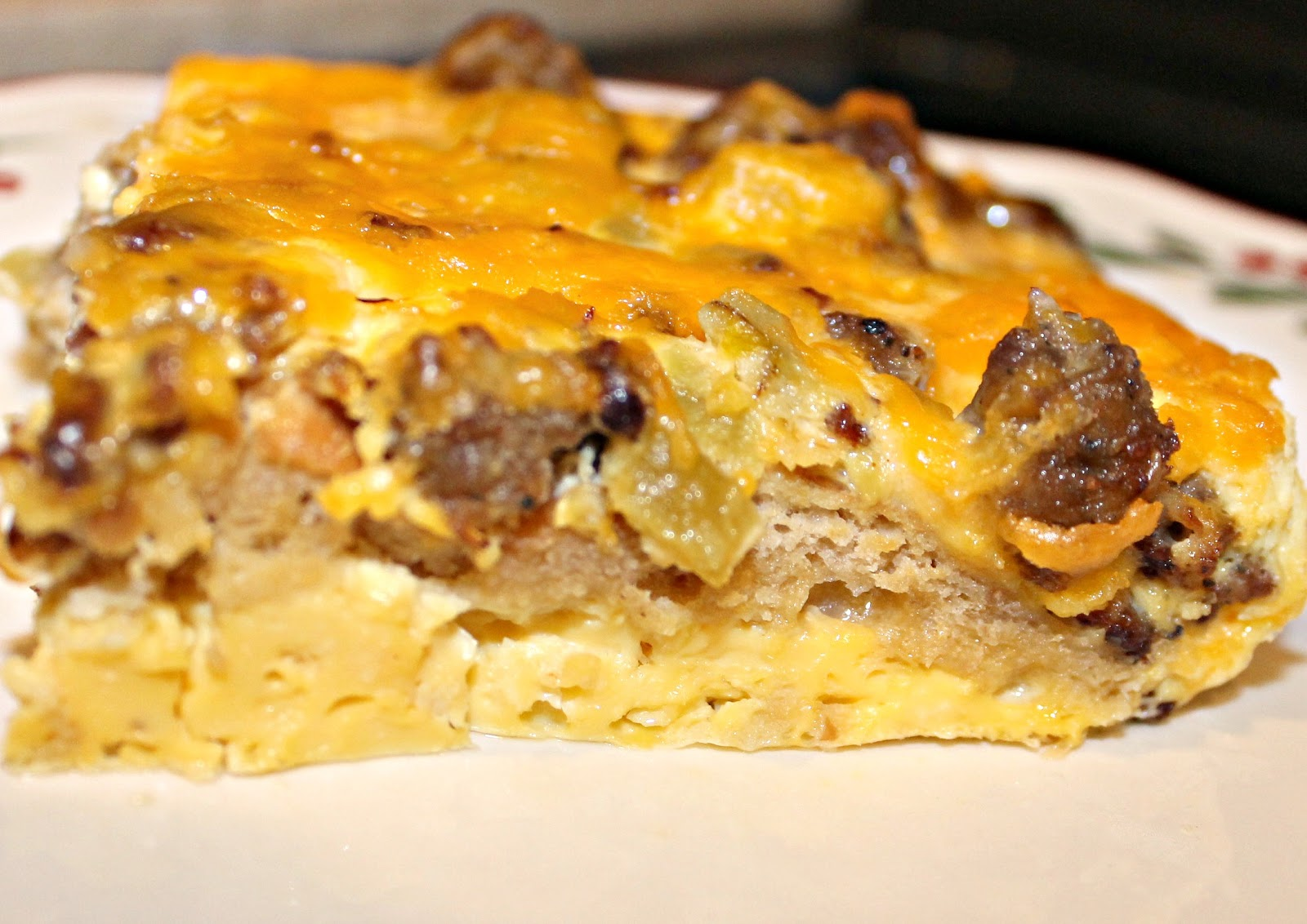 Green Chile, Cheese And Egg Breakfast Or Lunch Muffins ...