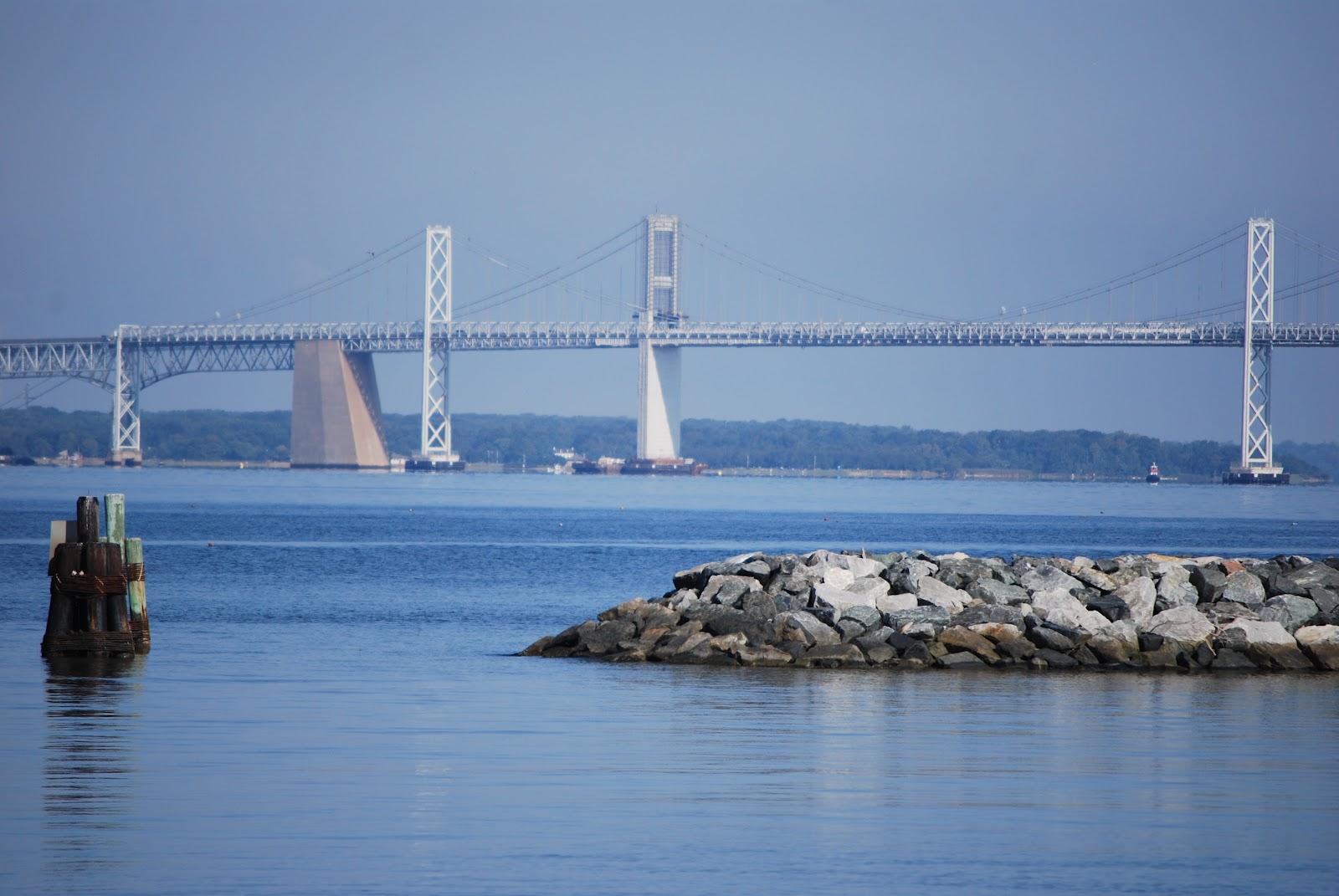 Vote no 39 malley kent island fishing report for Chesapeake bay bridge fishing report