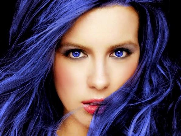 Tinte Color Azul Fantasía